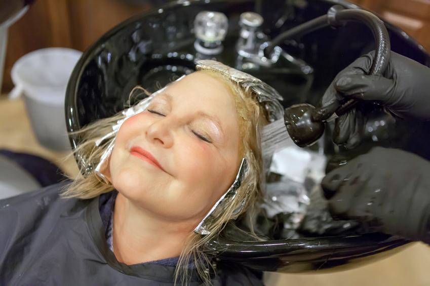 cuidados com cabelos tingidos