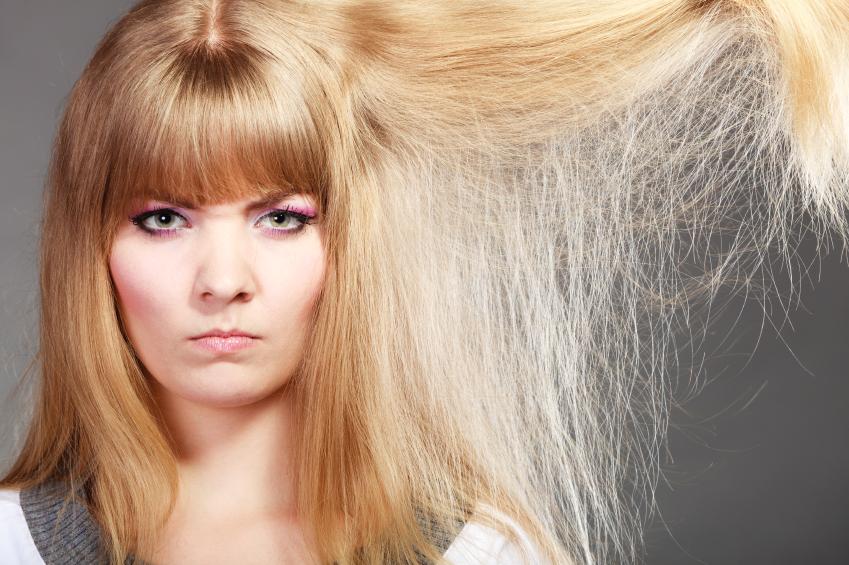 São muitos desafios no cabelo