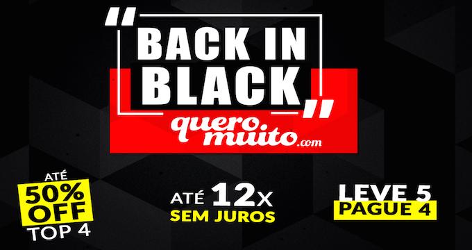 Black Ofertas Em Nossa Loja – 30%OFF -50%OFF – 60%OFF