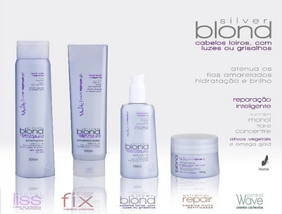 silver blond - Creme de tratamento Vult Blond