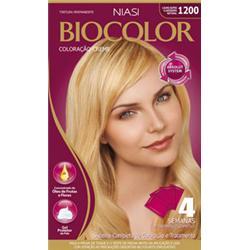 Coloração Biocolor Kit Louro Super Claro Natural