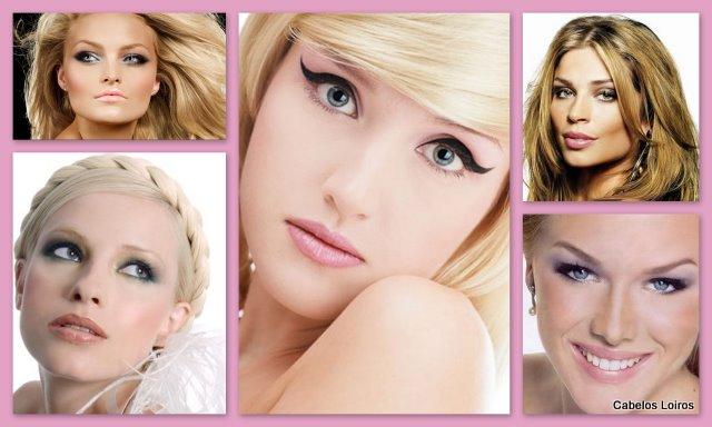 Blog77 - Maquiagem Para Loiras