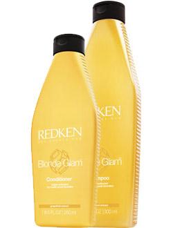 3134 1 - Shampoo Blonde Glam Redken