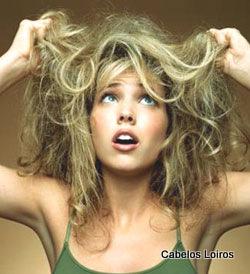 Q1 Dry Hair - Cabelo Relaxado/Alisado Pode Receber Coloração/Luzes?