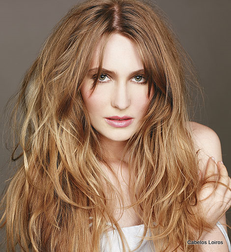 moda elle beleza cabelos tons loiro lovani - Remoção de Pigmentos