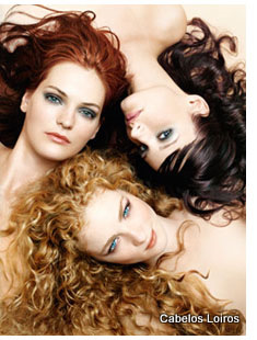 tintura cabelo - Repigmentação Capilar
