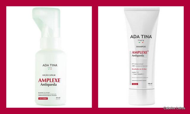 2012 01 03 - Shampoo e Loção de Tratamento Amplexe - Ada Tina (Parte 1)