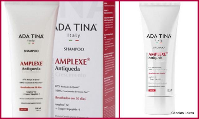 2012 01 031 - Shampoo e Loção de Tratamento Amplexe – Ada Tina (Parte 2)