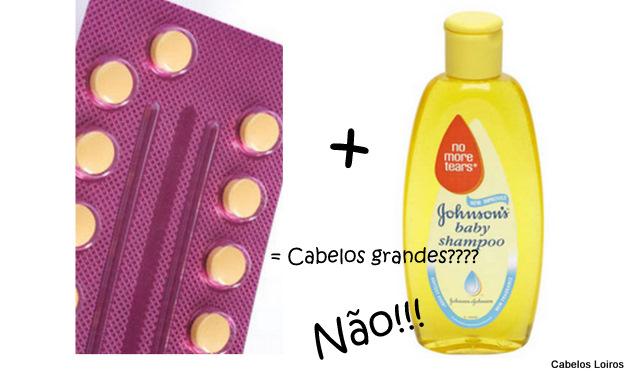 2012 01 138 - Anticoncepcional No Shampoo Faz O Cabelo Crescer?