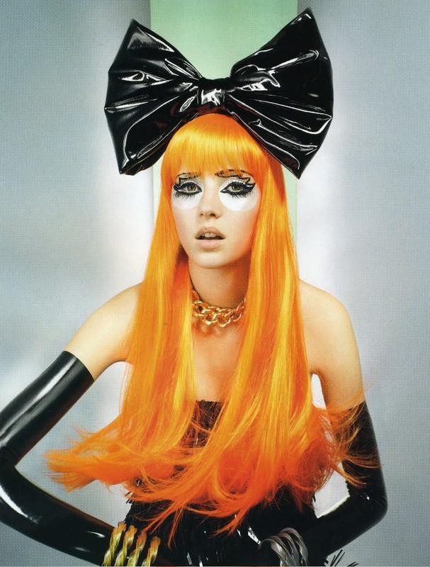 bright orange hair - O Que Toda Loira Precisa Saber - Desamareladores