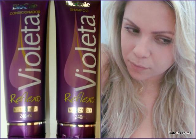 Patricinha Esperta181 - Qual o Melhor: Shampoo ou Condicionador Matizador BioCale?