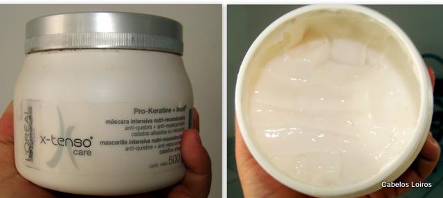 Patricinha Esperta25 - Máscara X-Tenso Care: Minha Preferida da L`Oréal!