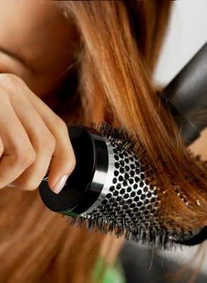 fazer escova cabelo - Faça Em Casa Uma Escova De Salão - Parte 1