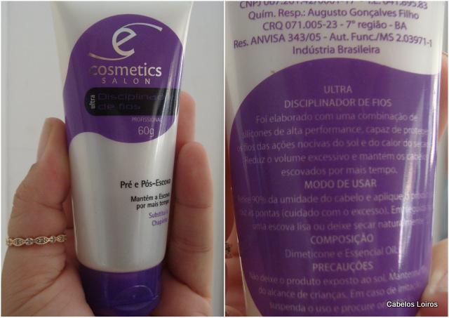 Patricinha Esperta9 - Ultra Disciplinador De Fios - E Cosmetics