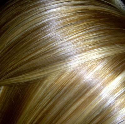 How to do a fair hair - Banho de Brilho para Cabelos com Mechas, Luzes e Reflexos