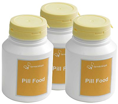 Pill Food - Fórmula do Pill Food