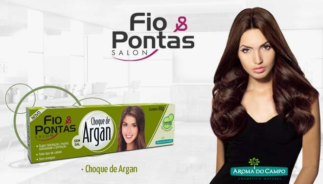 choque argan - Choque de Argan – Fio & Pontas