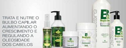 Salvatore Bioplants - Couro Cabeludo Sensível – Tratamentos