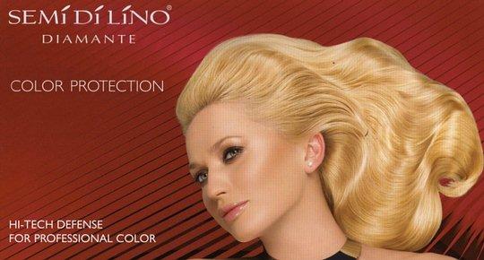 alfaparf semi di lino cabelos loiros - Alfaparf Color Protection – Proteção para sua Coloração