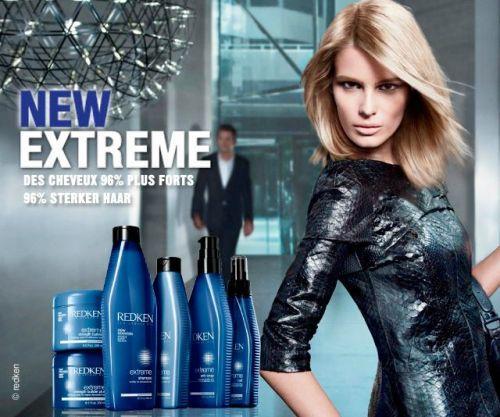 redken extreme para cabelos danificados - Reconstrução para Cabelos Danificados - Linha Redken Extreme (ADORO!)