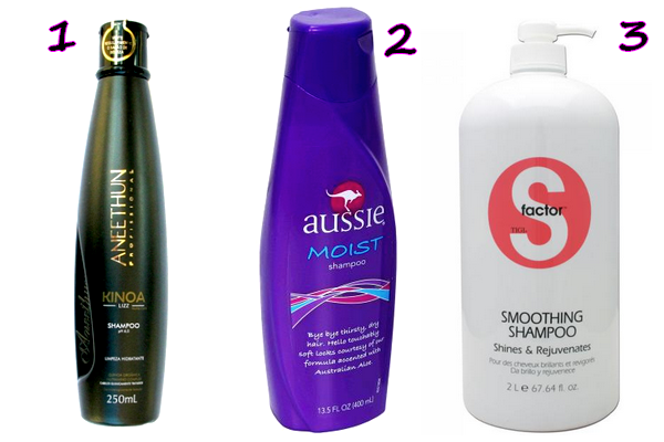 translucidos - Shampoo! Dicas de produtos.