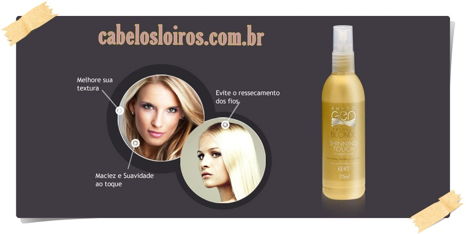 bg shinning - Absolut Blonde Shinning Touch Conditioner by KERT