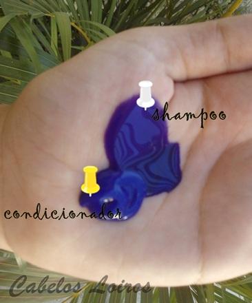produtos1 - Resenha: Shampoo e Condicionador Nacré Blond Apparel (Kostume)