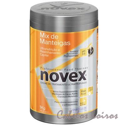 0105016 012 - Resenha: Novex Mix de Manteigas