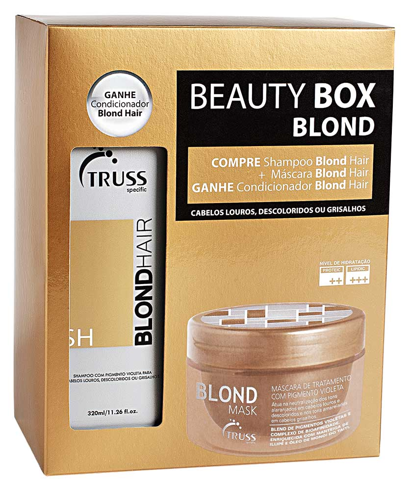 Beauty Box Blond - Beauty Box Blond (TRUSS)