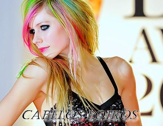 cab19 - Tintas Fantasia e Mechas Coloridas!