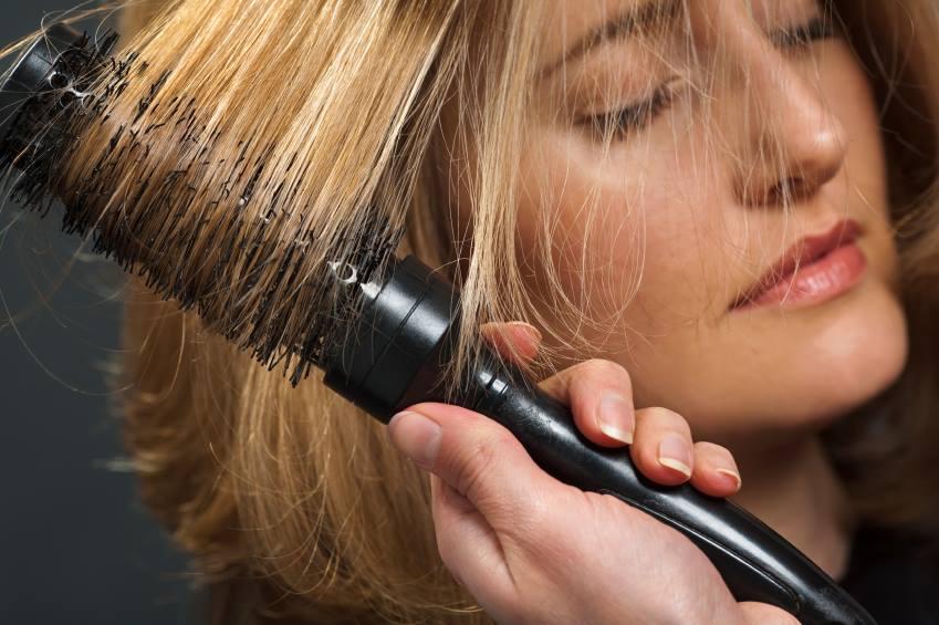 Como cuidar do cabelo antes do secador?