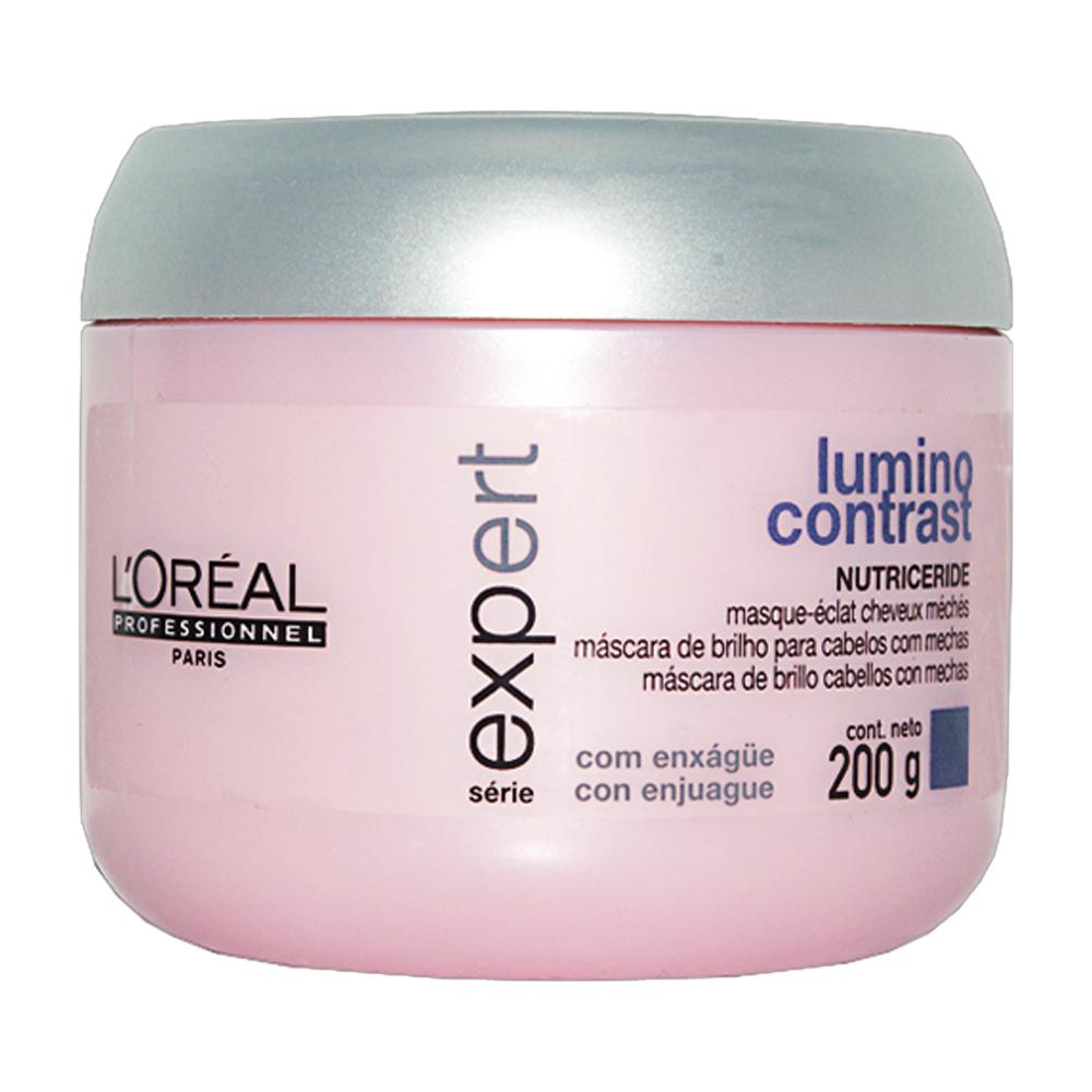 ÁSCARA L'ORÉAL PROFESSIONNEL LUMINO CONTRAST - 8 Melhores produtos para cabelos loiros