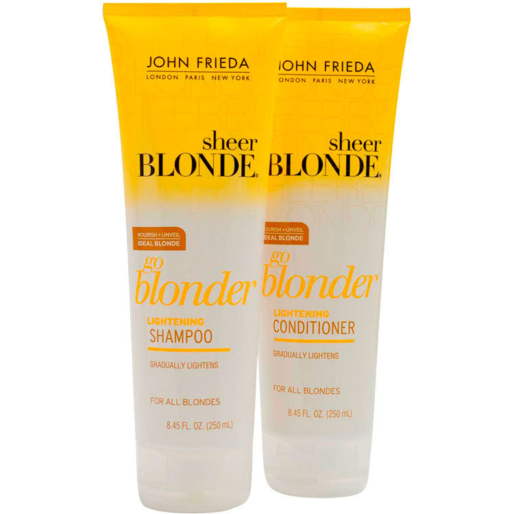 DUO KIT JOHN FRIEDA SHEER BLONDE