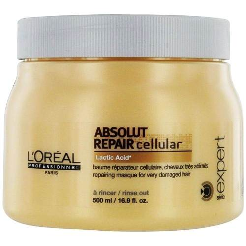 mascara loreal absolut repair cellular 500g - L'Oréal Absolut Repair: Diferença entre Cellular x Lipidium