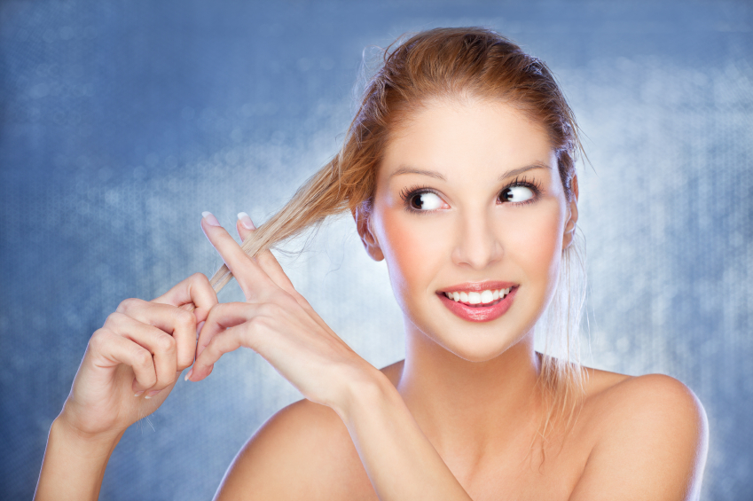 iStock 000014855095 Small - UTI Capilar para cabelos loiros