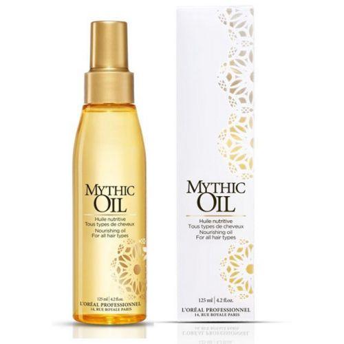 Loreal Mythic Oil Leave in Mythic Oil 125ml - Qual produto deixa o cabelo loiro hidratado?