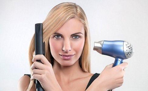 destroem cabeloCL - Cauterização para cabelos loiros