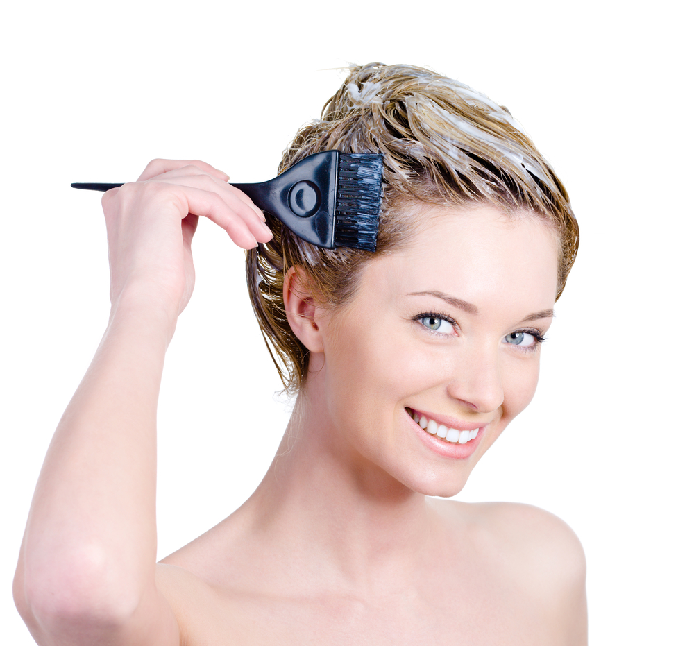 dicas para pintar o cabelo - Como pintar o cabelo de loiro sem danificá-lo