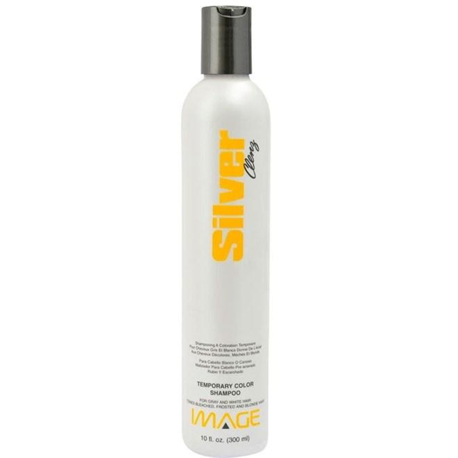 Image Clenz Shampoo Silver Clenz 300ml - Shampoos desamareladores para cabelos loiros