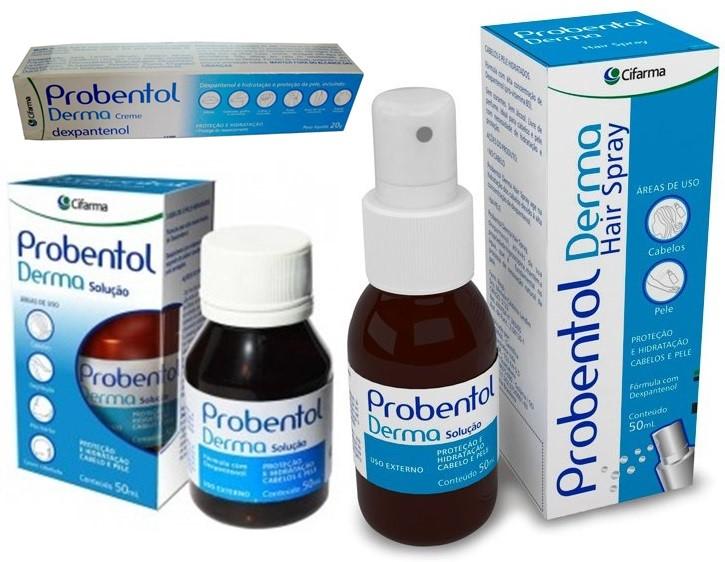 Probentol Derma - Probentol derma solução - Conheça mais sobre este produto