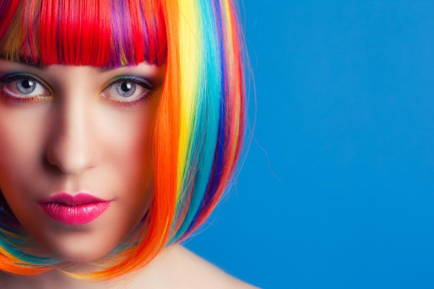 iStock 000050904570 Small - Cabelos mais Coloridos - Tendência forte que já virou estilo!