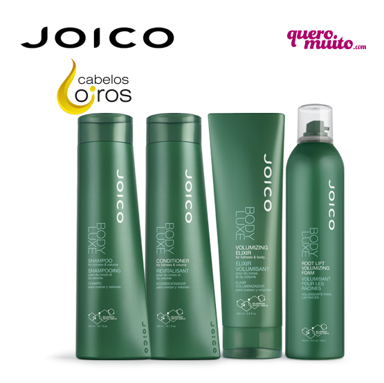 body luxe fam - Joico Body Luxe