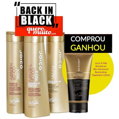 backinblack.001 001 - Joico e QueroMuito.Com - Brindes excelentes só no Black November