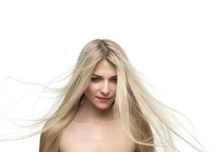 Finalizadores para cabelos com frizz