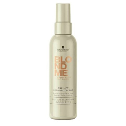 Schwarzkopf BlondMe Spray Protetor Pre Clareamento 150ml - Blond Me Superclareador Cinza