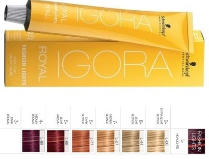 fashiolights - Igora Royal Fashion Lights - Como usar