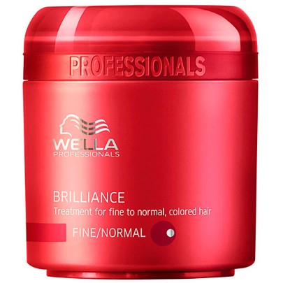 Wella Brilliance Mascara para Cabelos Normais e Coloridos 150ml 1 - Como usar Wella Color Touch Magic?