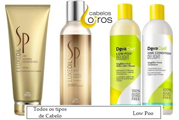 Deva Curl Delight Duo Kit Shampoo Low Poo 355ml e Condicionador One 355ml  - Posso usar Shampoo e Condicionador todos os dias?