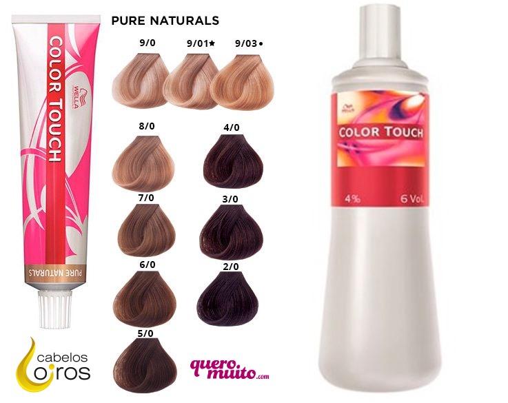 wella color touch pure 02 - Como fazer a descoloração em casa?