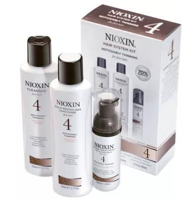 nioxin 1 - Nioxin 4 Também Serve para Loiras?